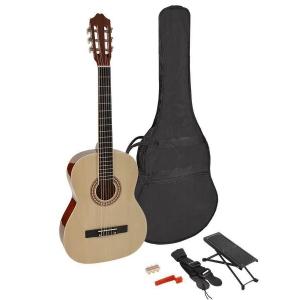 Martinez MTC 244 P Natural gitara klasyczna + pokrowiec