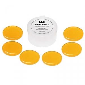 Meinl MDH Honey Damper Pads łatki tłumiące (6 szt.)