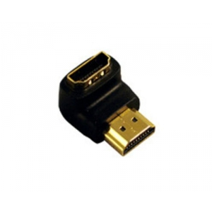 Unitek RAD-HDMIM-HDMIF przejsciówka HDMI M/HDMI F złącze  (...)