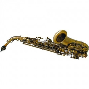Stewart Ellis SE-710-ALB saksofon altowy Es, Antique Bronz (z futerałem)