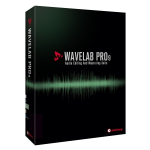Steinberg Wave Lab 9 Pro EDU program komputerowy, wersja  (...)