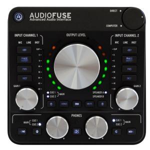 Arturia AudioFuse Space Black interfejs audio USB, kolor czarny