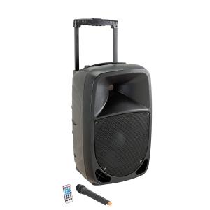 Soundsation GO-SOUND 10AMW kolumna aktywna 10 360W Bluetooth/MP3, w zestawie mikrofon bezprzewodowy