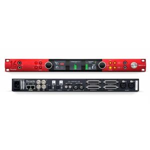 Focusrite RED 16 Line przetwornik analogowo-cyfrowy 64x64  (...)