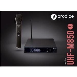Prodipe M850 DSP SOLO UHF mikrofon bezprzewodowy, zmienna  (...)