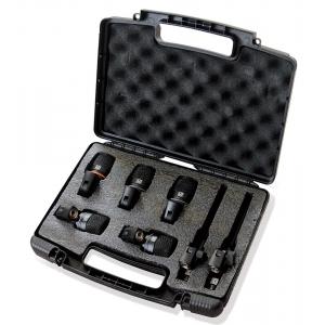 LD Systems D 1017 SET zestaw mikrofonowy do perkusji,  (...)