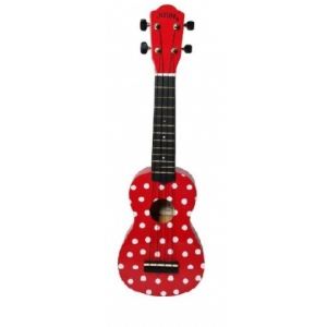 Noir NU1S Ladybug ukulele sopranowe - WYPRZEDAŻ