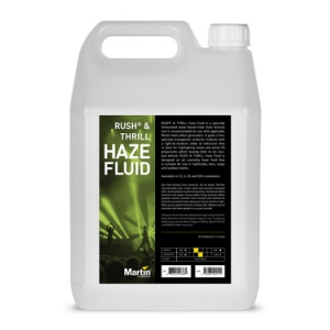 Rush Haze Fluid - płyn do wytwornicy mgły 5l