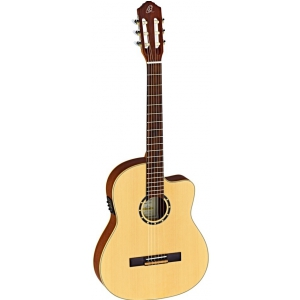 Ortega RCE125 SN gitara elektroklasyczna