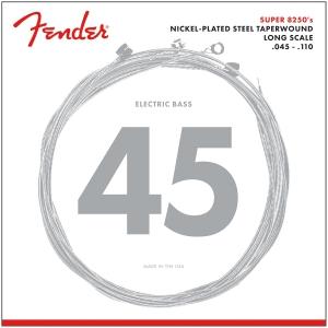 Fender NPS 8250 M 45-110TW  nickel plated struny do   (...)