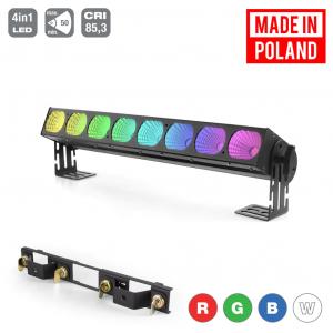 Flash Pro LED Washer 8x30W RGBW 4w1 COB 8 sekcji SHORT MK2  (...)