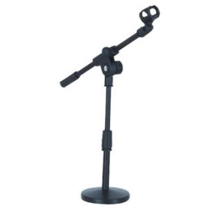 MSTAND FZS 117 Statyw mikrofonowy stołowy z uchwytem  (...)