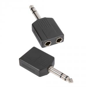 Adam Hall Connectors 7546 - Adapter typu Y 2 x jack stereo  (...)