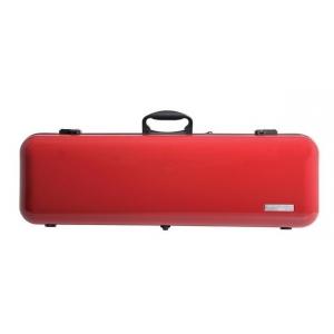 Gewa 316230 Air 2.1 4/4 futerał na skrzypce czerwony, wysoki połysk