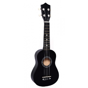 Fzone FZU-002 21 Black ukulele sopranowe