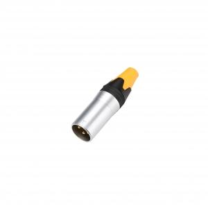 Adam Hall Connectors 7888 - Złącze wtyczkowe XLR do kabla,  (...)