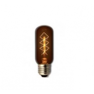 Spectrum Edison Tubularna T38 E27 40W 230V - żarówka węglowa - Old Style