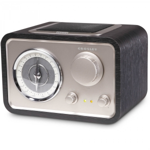 CROSLEY CR3003A-BK radioodbiornik, czarny