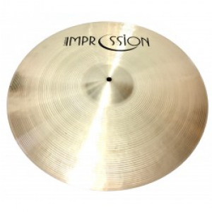 Impression Cymbals Traditional China 18″