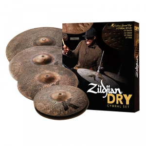 Zildjian K Custom Special Dry Cymbal Pack, zestaw talerzy  (...)