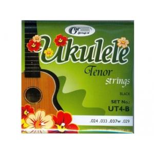 Gor Strings UT4-B Black struny do ukulele tenorowego