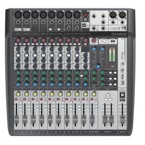 Soundcraft Signature Multitrack 12 MTK mikser fonii z interfejsem USB