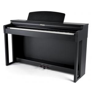 Gewa 120.360 UP360G pianino cyfrowe, kolor czarny mat