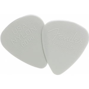 Fender Nylon 351 Shape kostka gitarowa 0.60 mm
