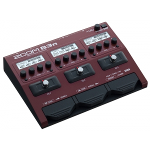 ZooM B-3N efekt do gitary basowej