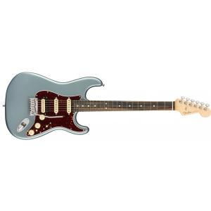 Fender American Elite Stratocaster HSS EB Satin IBM gitara  (...)