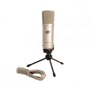 Crono Studio 101 USB SL mikrofon studyjny pojemnościowy,  (...)