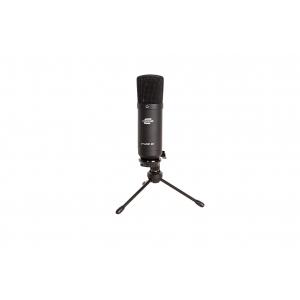 Crono Studio 101 XLR BK mikrofon wielkomembranowy -  (...)