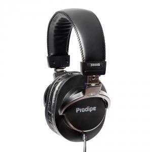 Prodipe 3000B słuchawki zamknięte (32 Ohm), kolor czarny