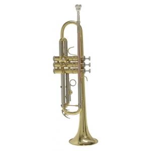 Bach TR-650 trąbka Bb, lakierowana (z futerałem)