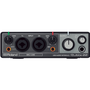 Roland Rubix 22 interface audio USB