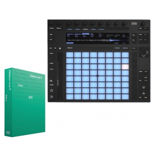 Ableton Push 2 + Live 9 Intro instrument / kontroler MIDI  (...)