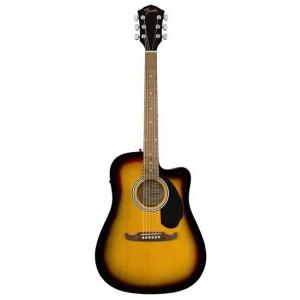 Fender FA-125CE Dreadnought SB WN gitara elektroakustyczna
