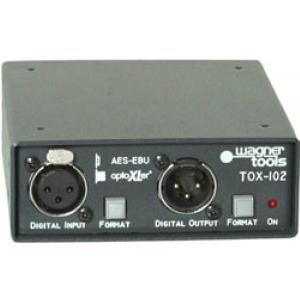 Wagner Tools TOX102 konwerter SPDiF- AES