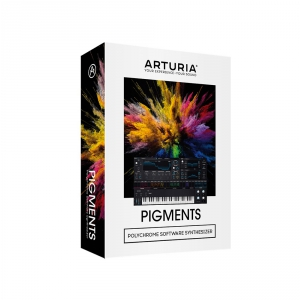 Arturia Pigments software-owy syntezator