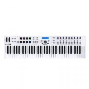 Arturia Keylab 61 Essential klawiatura sterująca, kolor biały