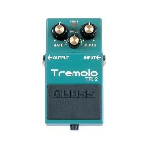 BOSS TR-2 Vintage Tremolo efekt gitarowy
