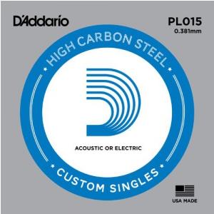 D′Addario PL015 struna do gitary