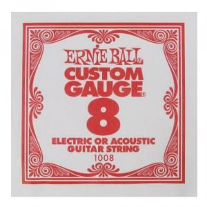 Ernie Ball 1008 struna pojedyncza ′8′