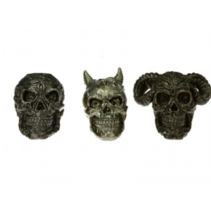 GK Music Cymbal skull GK-CS3B nakrętka do statywu pod  (...)
