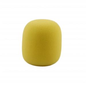 Monacor WS-5 gąbka mikrofonowa, żółta
