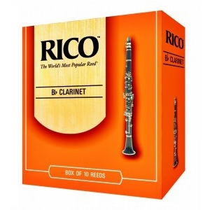 Rico Std. 2.5 stroik do klarnetu B