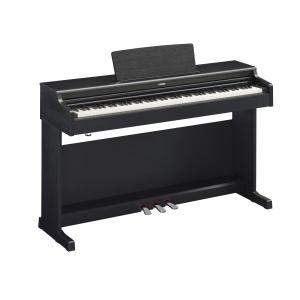 Yamaha YDP 164 Black Arius pianino cyfrowe, kolor czarny