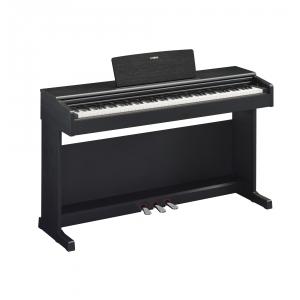 Yamaha YDP 144 Black Arius pianino cyfrowe, kolor czarny
