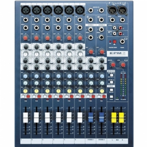 Soundcraft Spirit EPM 6 mikser fonii