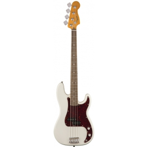 Fender Squier Classic Vibe 60s Precision Bass Laurel Fingerboard Olympic White gitara basowa